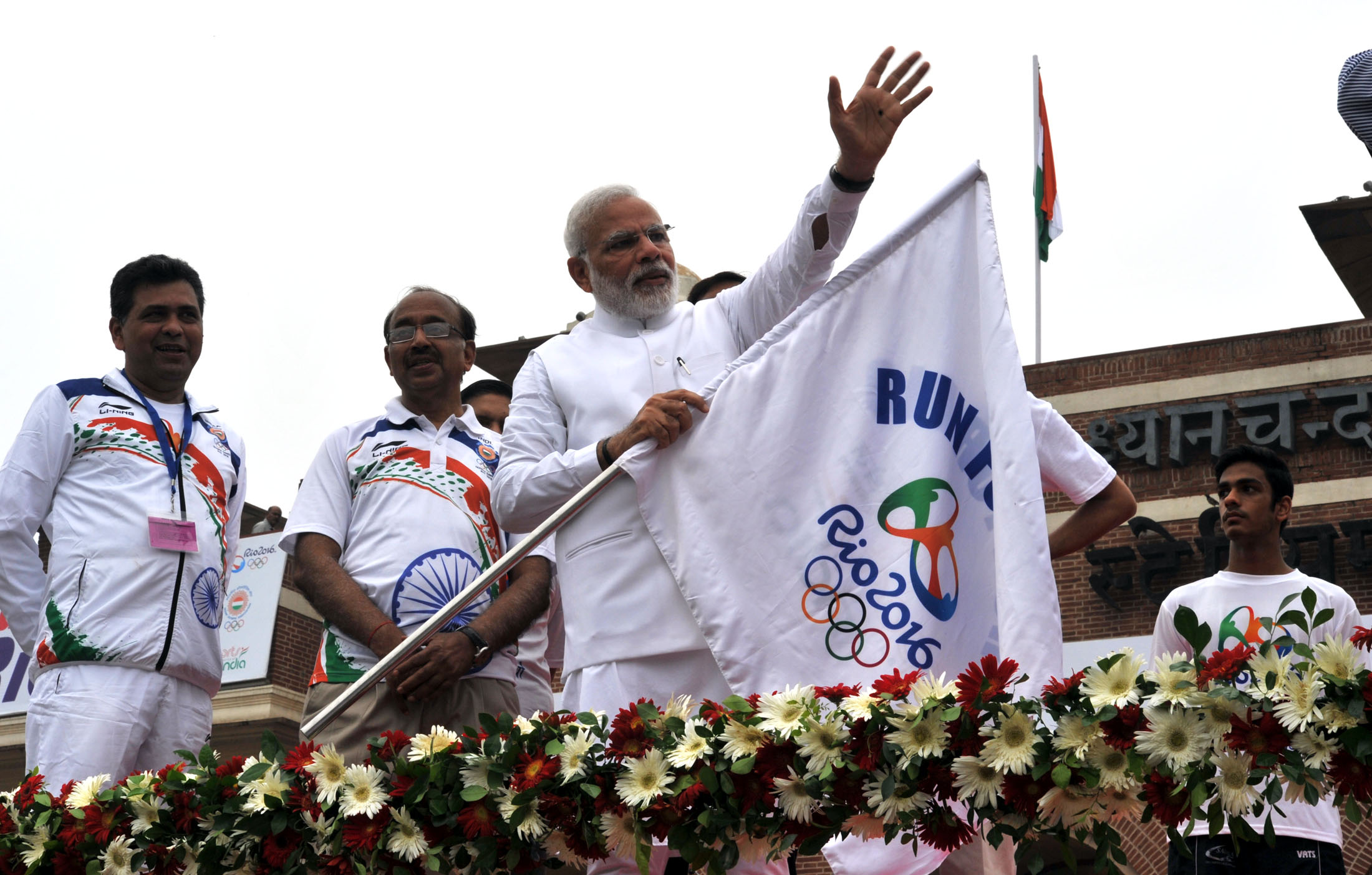 PM Modi to Set Up Task Force to Improve For Next Three Olympics