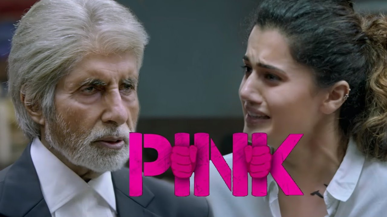 Famous Dialogues from Pink Movie That Teach Us How To Treat Girls