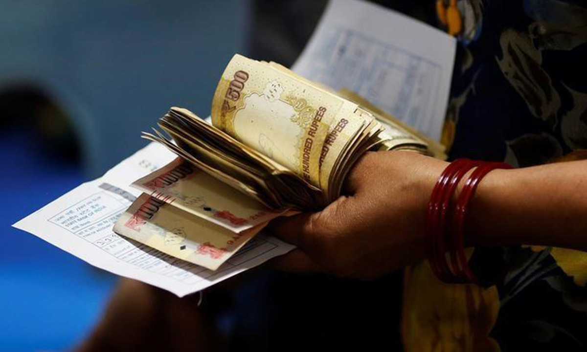 India's Currency Move Will Hit Property and Gold