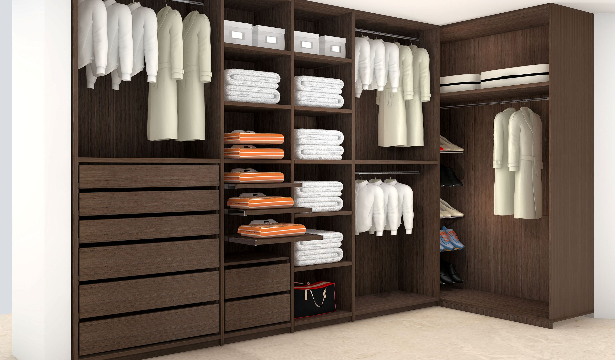 Italian closets New York