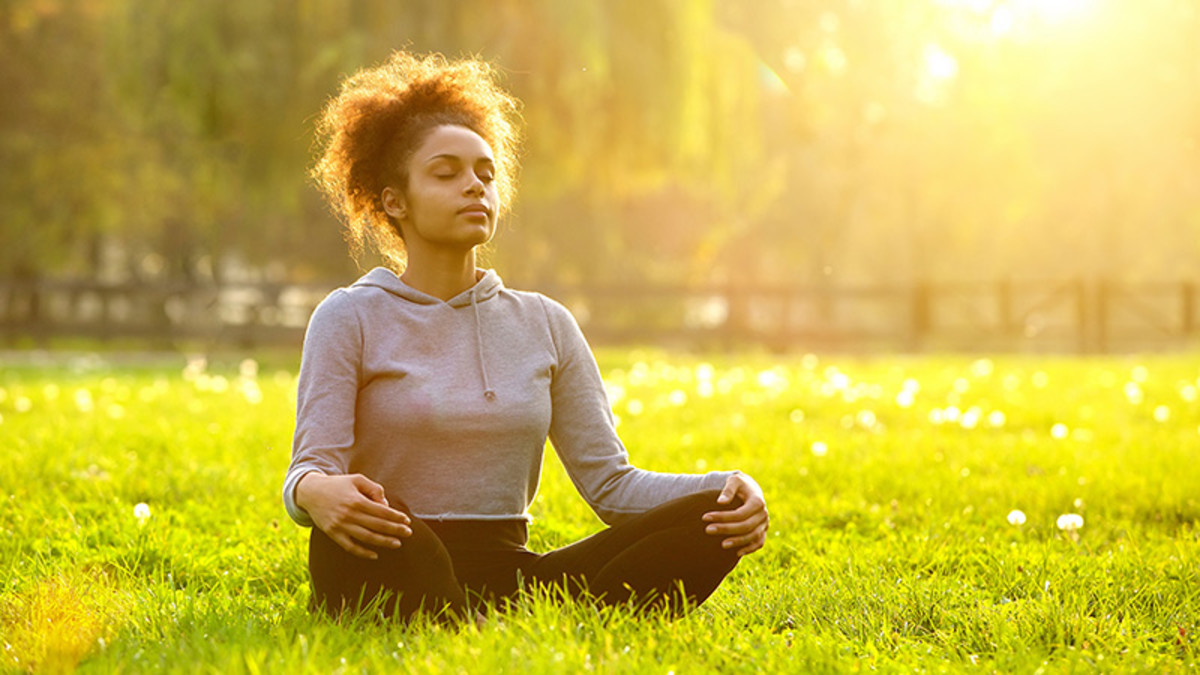 Meditation Can Prove to be Helpful