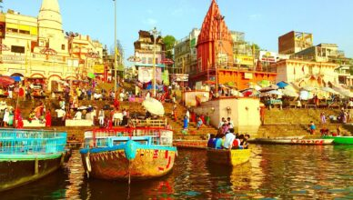 Things to see in Varanasi